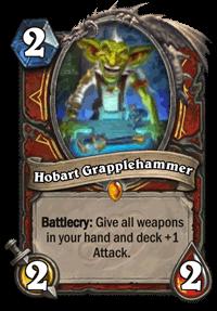 Hobart Grapplehammer