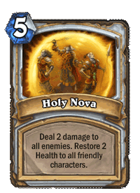 Holy Nova