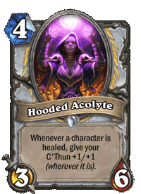 Hooded Acolyte