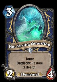 Hot Spring Guardian