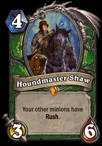 Houndmaster Shaw