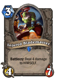 Injured Blademaster