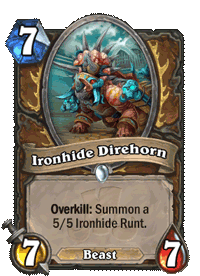 Ironhide Direhorn