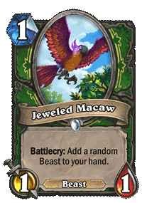 Jeweled Macaw