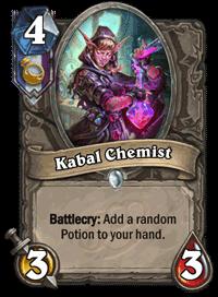 Kabal Chemist