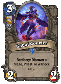Kabal Courier