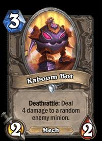 Kaboom Bot