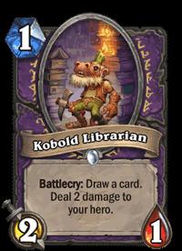 Kobold Librarian