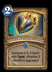 Lesser Pearl Spellstone