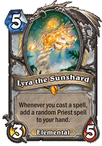 Lyra the Sunshard