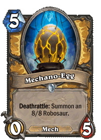 Mechano-Egg