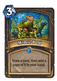 Mimic Pod