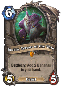 Mukla, Tyrant of the Vale