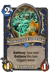 Murmuring Elemental
