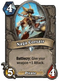 Naga Corsair