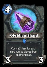 Obsidian Shard