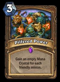 Pilfered Power
