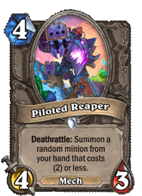 Piloted Reaper