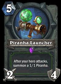 Piranha Launcher