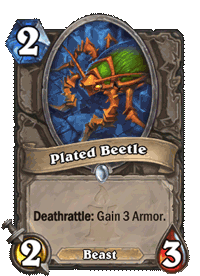 Plated Beetle