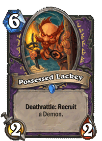 Possessed Lackey
