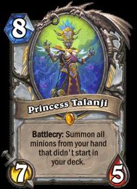 Princess Talanji