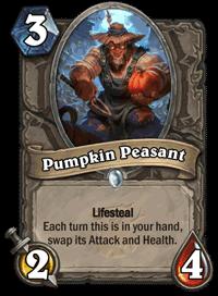 Pumpkin Peasant