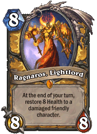 Ragnaros, Lightlord