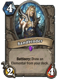 Sandbinder