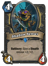 Shadow Sensei