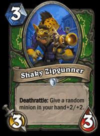 Shaky Zipgunner