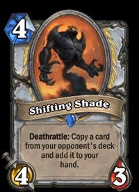 Shifting Shade