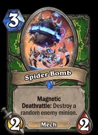 Spider Bomb