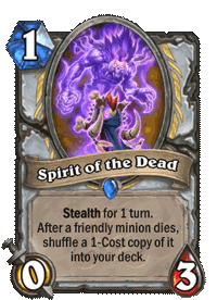 Spirit of the Dead