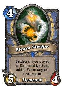 Steam Surger