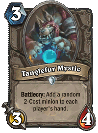 Tanglefur Mystic