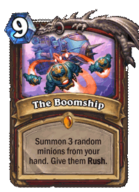 The Boomship