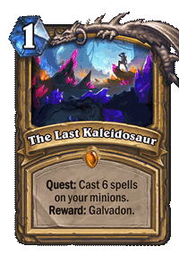 The Last Kaleidosaur