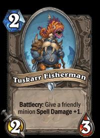 Tuskarr Fisherman