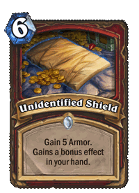 Unidentified Shield