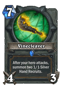 Vinecleaver
