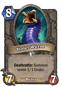 Violet Wurm
