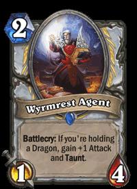 Wyrmrest Agent