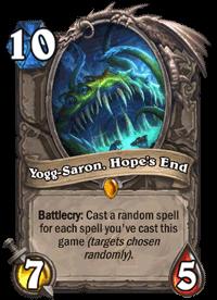 Yogg-Saron, Hope